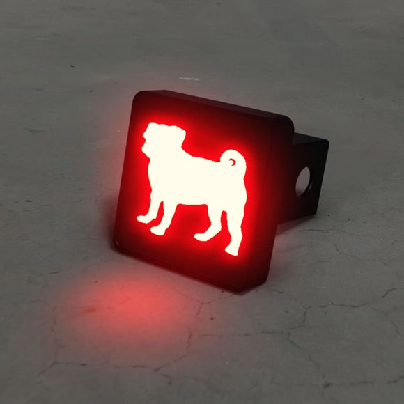 Pug Brake Hitch Cover Automotive