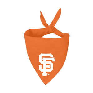 San Francisco Giants Handmade Bandana Mlb