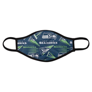 Seattle Seahawks Face Mask