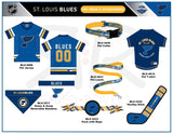 St Louis Blues Premium Pet Jersey Nhl