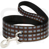 Star Wars Chewbacca Bandolier Bounding Collar And Leash Narrow / 4 Feet Long Collars
