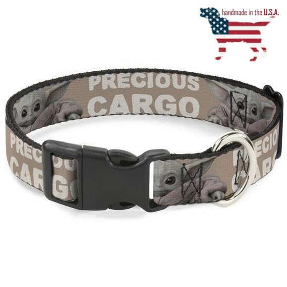 Star Wars The Child Precious Cargo Collar And Leash Narrow / Small Collars