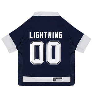 Tampa Bay Lightning Premium Pet Jersey Nhl