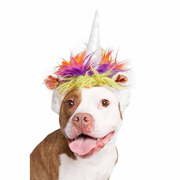 Unicorn Hat Pet Costume Costumes