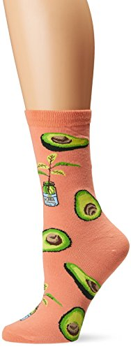 K. Bell Avocado Socks for Women