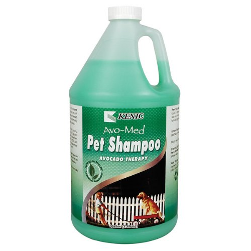 Kenic Avo-Med Avocado Moisturizing Pet Shampoo: 1 Gallon