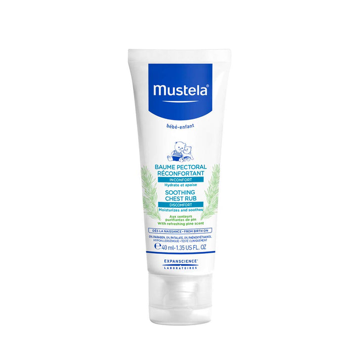 Mustela Baby Chest Rub