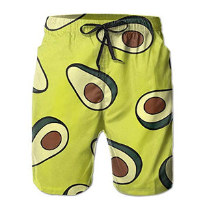 Avocado Board Shorts for Men