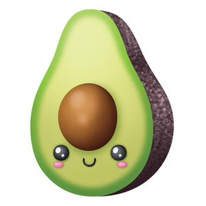 Avocado Soft Squishy Stress Relief Toy