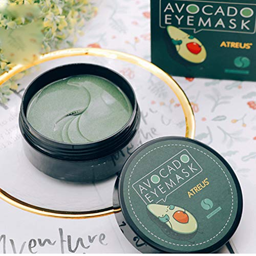 ARTEUS Avocado Collagen Anti-Aging Eye Mask Patches (30 Pairs)