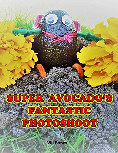 Super Avocado's Fantastic Photoshoot