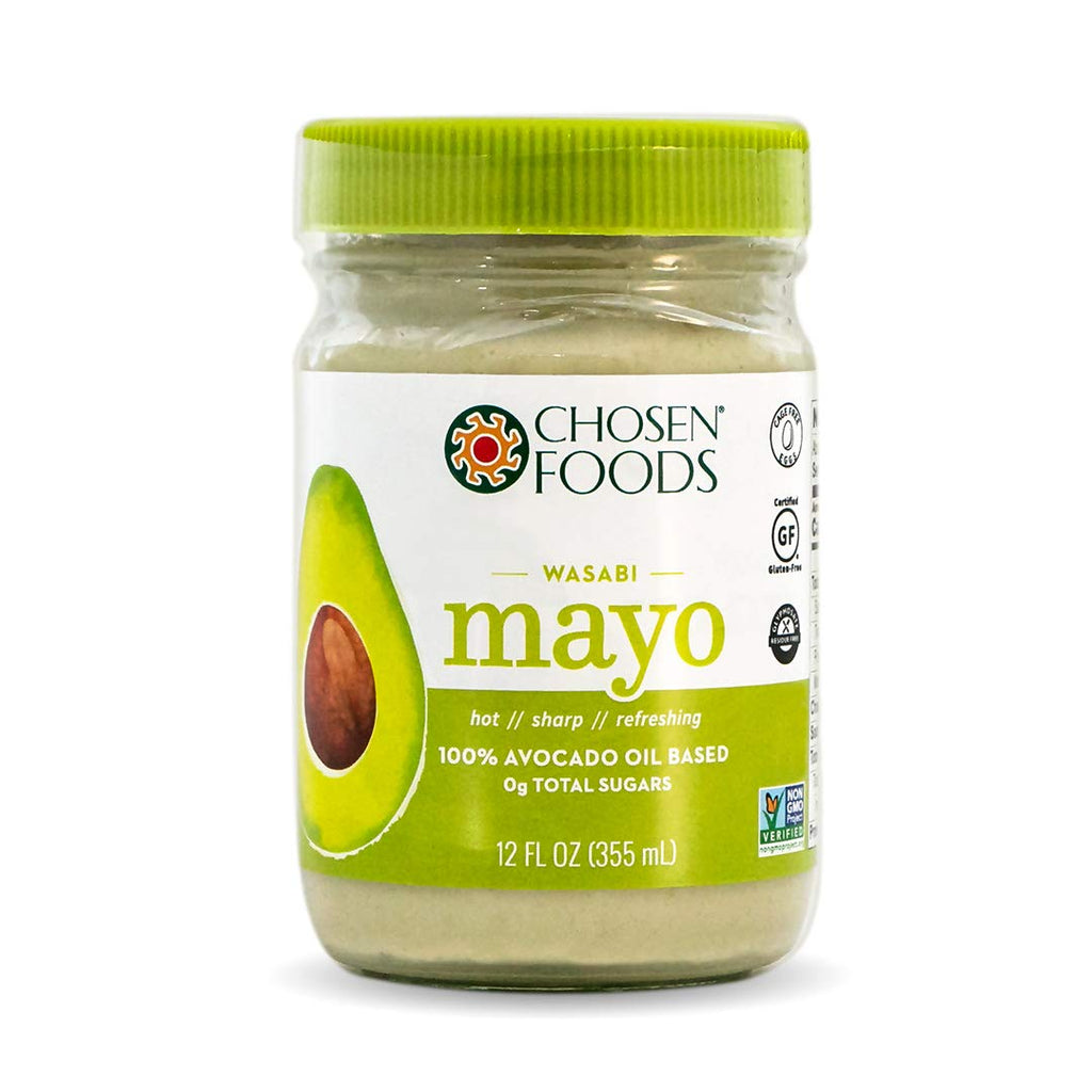 Chosen Foods Avocado Oil Based Wasabi Mayo