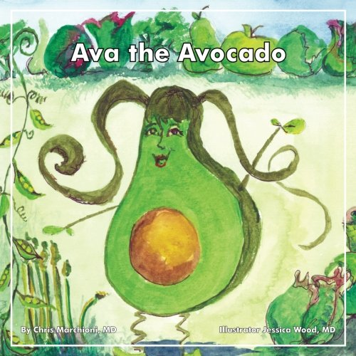 Ava the Avocado