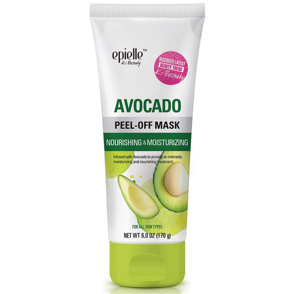 epielle Avocado Peel-Off Face Mask (6 oz)