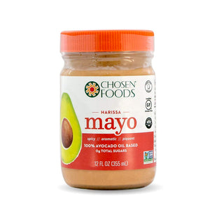 Chosen Foods Avocado Oil Based Harissa Mayo