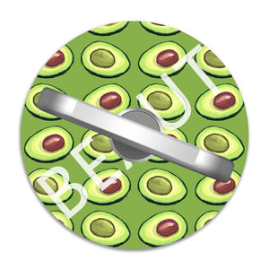 Avocado PopSocket For Phones and Tablets (Recovering Carboholic)