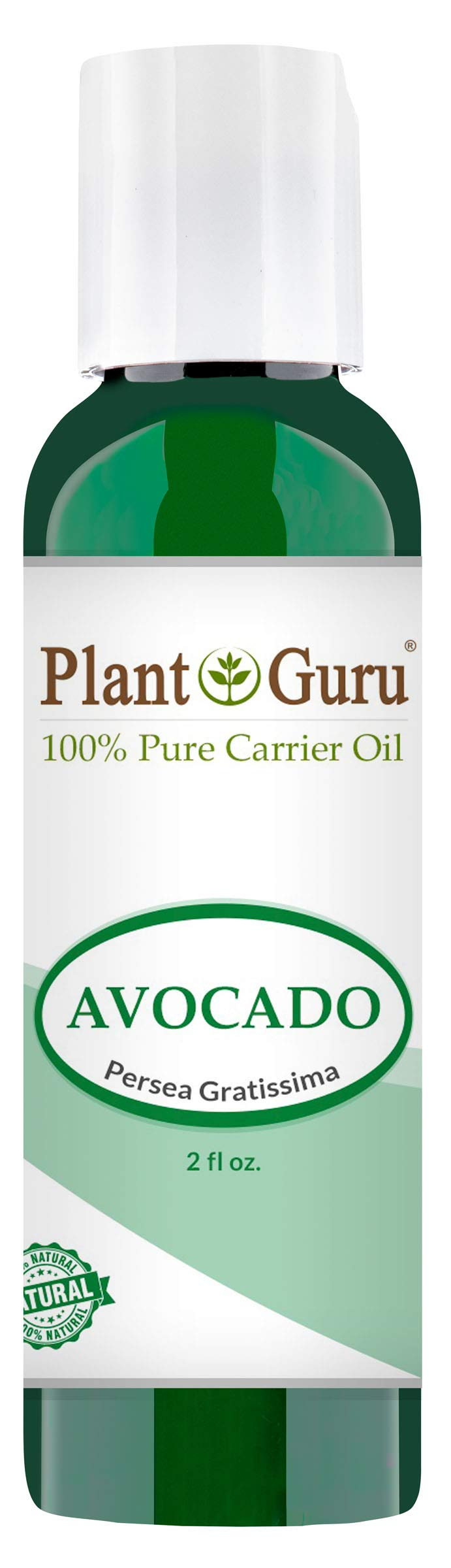 Avocado Cold Pressed Carrier Oil: 2 oz