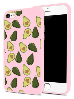MAYCARI Avocado iPhone Case For iPhone 6 to XS Max