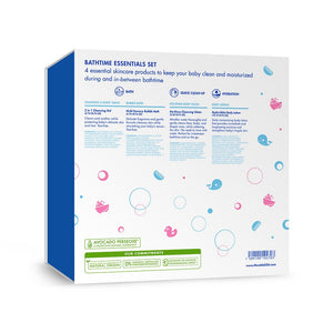 Mustela Baby Bath Time Essentials Gift Set