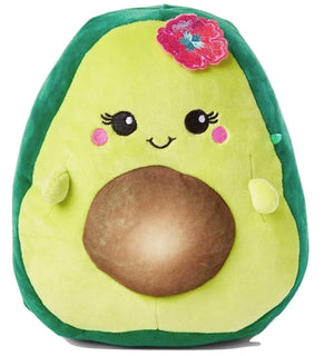 Ava Avocado Berry Scented Soft Toy Plush 8""