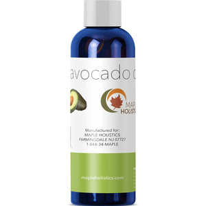 Pure Avocado Oil Moisturizer for Hair, Face & Skin