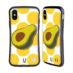 Blingy's Avocado iPhone Case For iPhone X