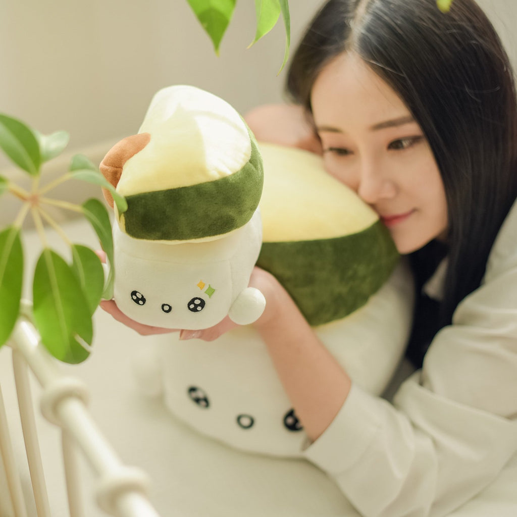 Choba Avocado Soft Toy Plush: 6""