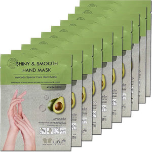LABUTE Avocado Korean Hand Mask Sheet (10 Pack)