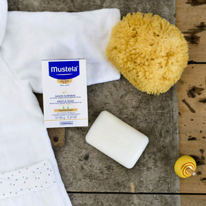 Mustela Baby Soap Bar for Dry Skin