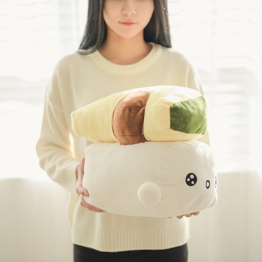 Choba Avocado Soft Toy Plush: 8""