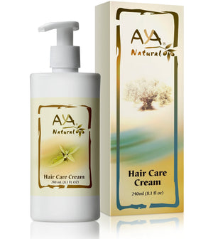 Aya Natural Anti Frizz Leave In Hair Conditioner