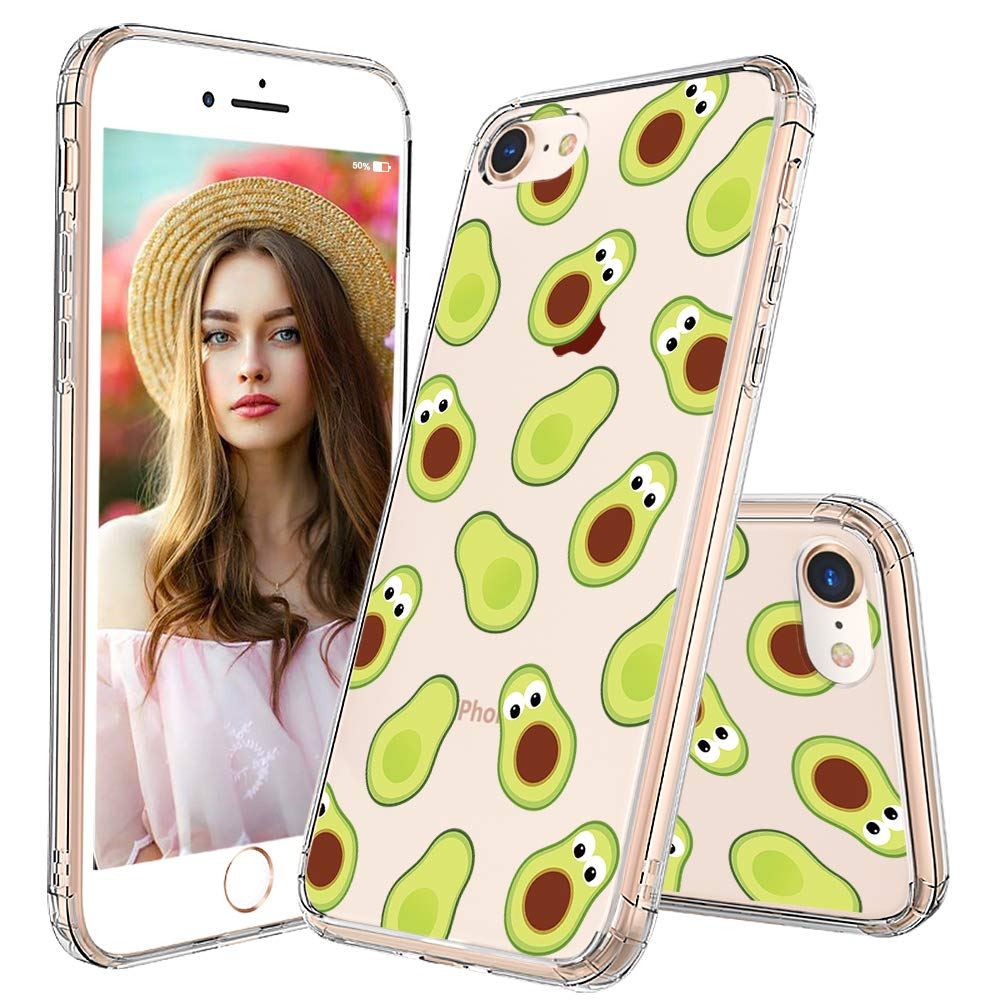 MOSNOVO Avocado  iPhone Case For iPhone XR
