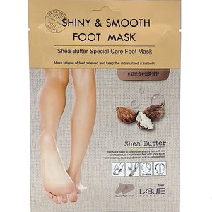 LABUTE Avocado Korean Hand and Shea Butter Foot Mask Sheet (5 Each)