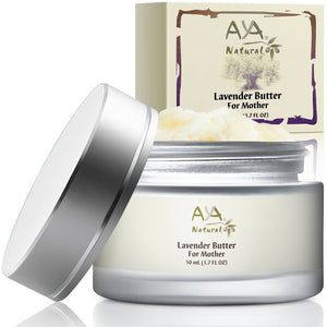 Aya Natural Moisturizer Body Butter for Stretch Mark Removal