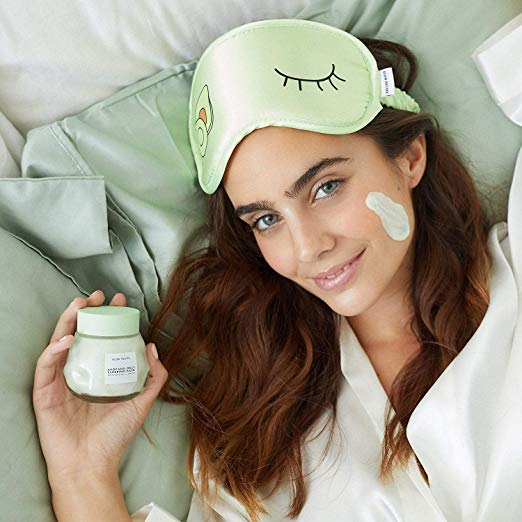 GLOW RECIPE Avocado Melt Overnight Sleep Travel Set (2.7 oz)
