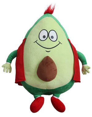 AvoSeedo Avocado Plush Soft Toy