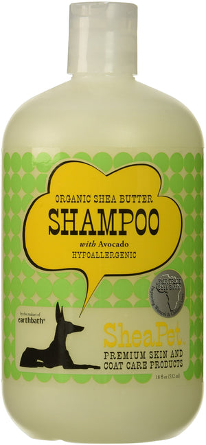 Earthbath Avocado Dog Shea Butter Shampoo