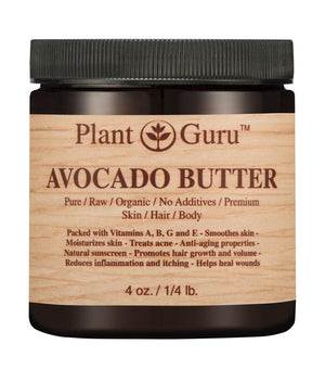 Plant Guru Avocado Butter