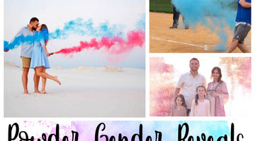 Powder Gender Reveal