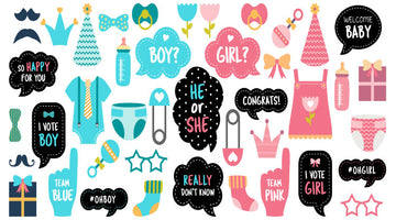 Which Reveal Product Will You Choose For Your Gender Reveal?