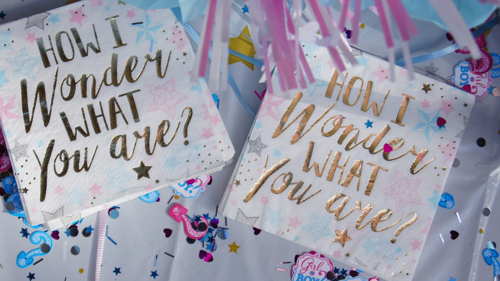 Make Your Gender Reveal Party Extra Special with High-Quality Supplies