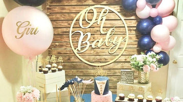 Simple Gender Reveal Balloon Ideas For Your Gender Reveal