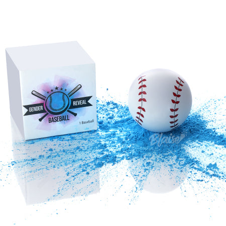 Gender Reveal Baseball Party Package