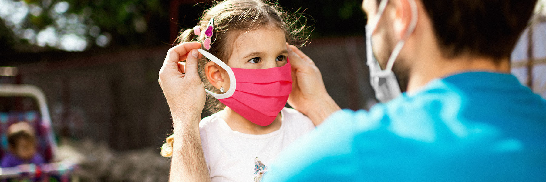 How To Encourage Your Child to Wear a Face Mask