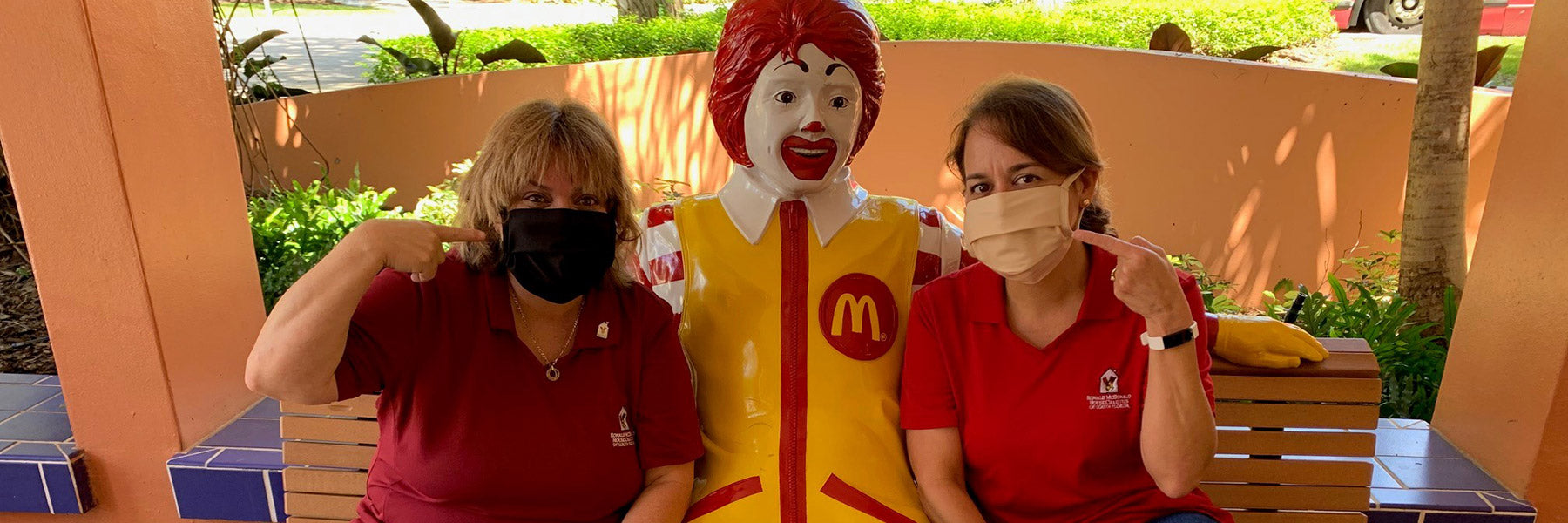 Marena Donates Face Masks to Ronald McDonald House Charities Across the Country