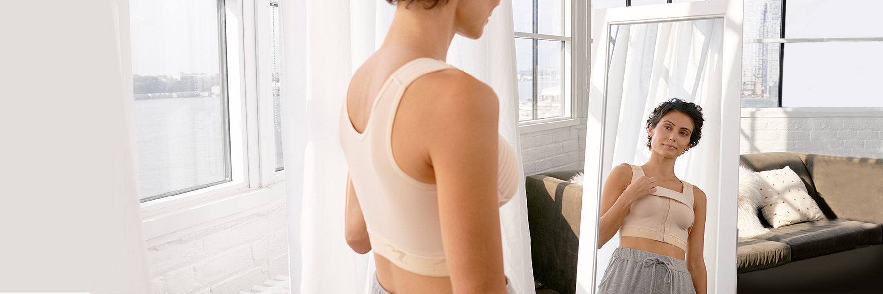 How to Choose A Surgical Bra After Breast Augmentation