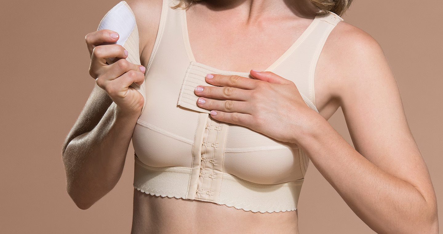 How Marena Recovery bras help you recover with comfortable support