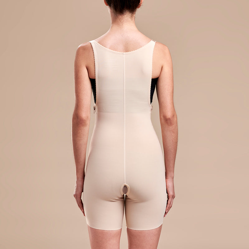 Marena Recovery, Female Bodysuit, beige, front