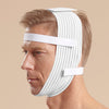 Marena Recovery FM410 compression Face Wrap side view showing male model