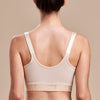 FlexFit™ Low Coverage Bra - Style No. B11 Back view, in beige